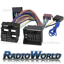 VW Golf MK7 Passat Polo Parrot / Bluetooth Adaptor Lead SOT ISO Wiring Loom