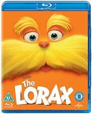 Dr Seuss The Lorax [Bluray] [2012] [Region Free] [DVD]