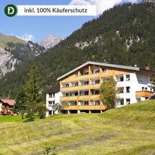 Vorarlberg 8 Tage Wald Urlaub Hotel Landhaus Sonnblick Reise-Gutschein Skigebiet