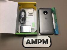 NEW Motorola MOTO G5 Plus 32GB Lunar Grey (Factory Unlocked) Smartphone IN BOX
