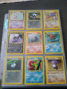 2001 Pokemon Neo Discovery Complete Card Set 75/75 LP-NM Unplayed *Beautiful Set