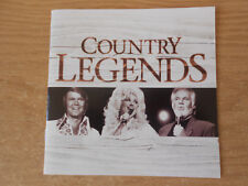 Various Artists - Country Legends (2002)