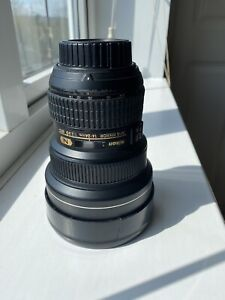 NIKON AF-S 14-24 mm f/2.8G ED Wide-angle Zoom Lens Please Read
