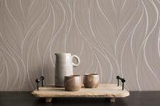 Tapeten wohnzimmer braun  Tapeten | eBay