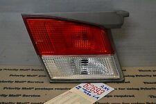 1999-2000-2001-2002 Infiniti G20 Left Driver inner tail light 93 2A4