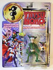 Banpresto Tatsu Noko Action Figure Gatchaman TatsuNoko Version 2