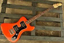 Jolana DISCO Bass 1980+original gigbag, unique bass guitar.