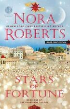 Guardians Trilogy: Stars of Fortune by Nora Roberts (2015, Trade Paperback, Large Type / large print edition)