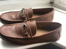 Coach Mens Loafers size 7.5 Uk 8us 41 Euro