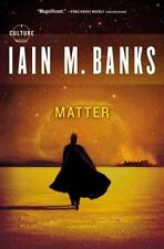 Matter by Iain M. Banks (2009, Paperback)