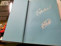 SIGNED STAN LEE AVENGERS: KREE - SKRULL WAR DELUXE HARDCOVER 'NUFF SAID!