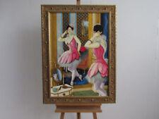 Öl-Malerei Handsignierte 1990-1999