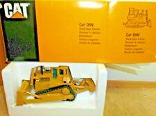 NZG 1:50 298 Caterpillar D9N Planierraupe Kettendozer Track-Type Tractor in OVP