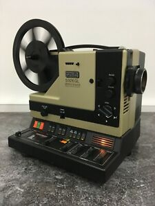 Eumig S926GL Stereo Super 8 Sound Projector FREE 6 Month Guarantee Cine Care Kit