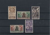 Polish Corps in Italy 1946 Overpoint Stamps MNH Set Ref: R4375
