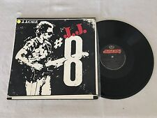 J.J. CALE #8 1983 AUSTRALIAN RELEASE LP
