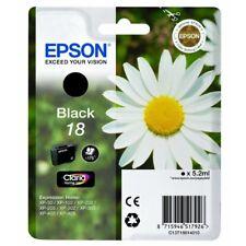 Epson T1801 Daisy Cartouche d'encre d'origine Noir (C13T18014012) XP-102 XP-302