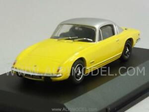 Lotus Elan Plus 2 Yellow 1:43 OXFORD LE001