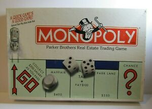 Monopoly - Replacement Spare Parts - You Choose