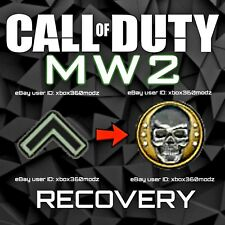 Call of Duty Modern Warfare 2 MW2 Recovery Mod | Max Prestige - XBOX 360
