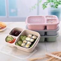 Boîtes à lunch Portatives Boîtes de Rangement Nourriture Micro-ondes Vaisselle