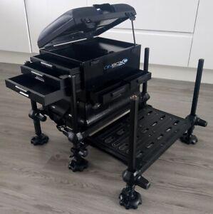 Preston Innovations On Box 5D Series 5 Fishing Seat Box
