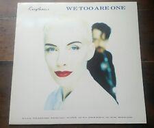 EURYTHMICS WE TOO ARE ONE 1989 Vinyl  LP   +INSERT NM German DMM Superior Audio