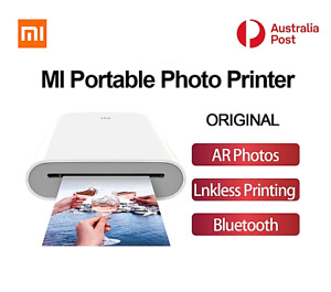 Xiaomi MI Portable Photo Printer Mini Pocket Photo Printer Wireless 400dpi ZINK