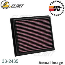 AIR FILTER FOR TOYOTA LEXUS MITSUBISHI PRIUS W3 2ZR FXE CT ZWA10 KN FILTERS