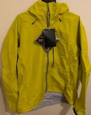 NWTs Arc'teryx Men's Alpha FL Gore-Tex Pro Jacket. X-Large. Lichen (retail $425)