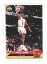 1992-93 Upper Deck McDonald's #P5 Michael Jordan Chicago Bulls