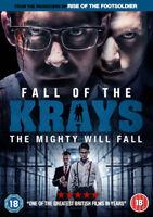 Fall of the Krays DVD (2016) Simon Cotton, Adler (DIR) cert 18 ***NEW***