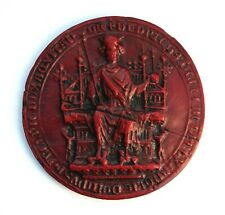 King Henry III Wax Great Seal Medieval Red Reproduction Collectable Giftware New