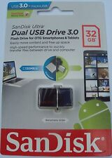 32GB SanDisk Dual OTG USB 3.0 - phone/tablet usb
