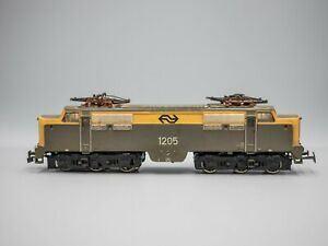 Marklin #3055 HO Scale NS Electric Locomotive #1205 - Boxed (As-Is)