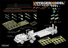 Voyager PEA347 1/35WWII US M26 Recover Vehicle additional parts (For TAMIYA)