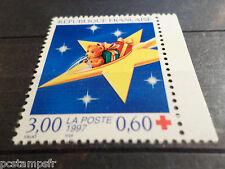 FRANCE 1997 timbre 3122a, Croix Rouge de carnet, neuf**