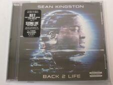 Back 2 Life By Sean Kingston On Audio CD Album R&B & Soul 2013