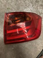 2012-2015 BMW 3 SERIES F30  PRE LCI ~ OS DRIVERS RIGHT REAR LIGHT OUTER 7372784