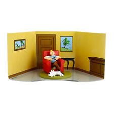 Cofre Tintin en sofa rojo de 'la oreja rota' (ref. #43109)