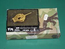 Verlinden 2530 1/35 - British Sherman Turret w/ Canvas Cover