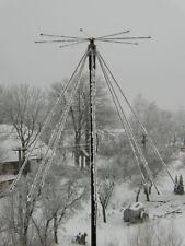 Harvest 25-1300 mhz Scanner / Ham / General Coverage Discone antenna - SO 239