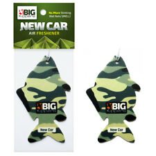AIR FRESHENER Birthday Fathers Day Fishing Gift - Dad Grandad Him New Car Scent