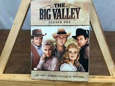 THE BIG VALLEY - SEASON ONE - 5 DISC SET - 2006
