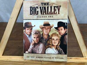 THE BIG VALLEY - SEASON ONE - 5 DISC SET - 2006