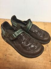 [Excellent] Chaco Mens 12 Gunnison Conundrum Leather Fisherman Sandals