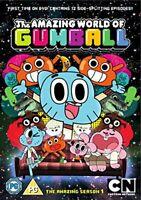 The Amazing World of Gumball - Season 1 Vol. 1 [DVD] [2014][Region 2]