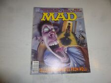 MAD Comic - No 335 - Date 05/1995 - UK Paper Comic - X-Files Cover