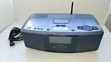 Denon S-32 Wireless Network Clock Internet Radio Wifi Ipod