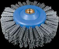 Strukturbürste 140 x 55T30 SiC Schleifnylon K80 M14*2mm für Flex Winkelschleifer